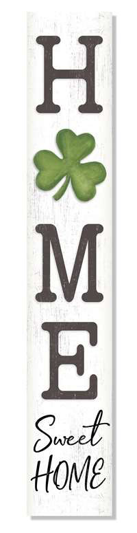 """My Word! Home Sweet Home Porch Board - 8""""x46.5"""""""