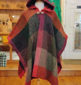 Branigan Weavers Sarah Hooded Cape