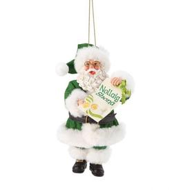 Nollaig Shona Irish Santa Ornament
