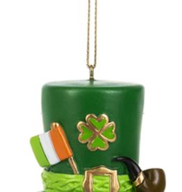 Ganz USA LLC 100% Irish Leprechaun Hat Ornament
