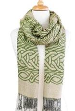 Celtic Knot Pashmina Scarf