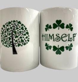 Himself Shamrock Coffee Mug