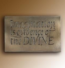 Imagination is Evidence of the Divine