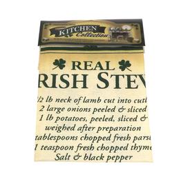 J. C. Walsh & Sons Irish Stew Recipe Tea Towel