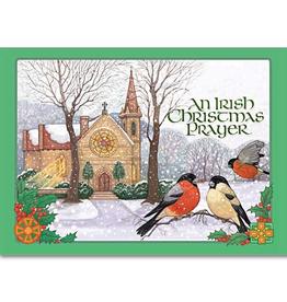 The Printery House An Irish Christmas Prayer Card (Boxed Set of 18)