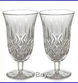 Lismore Waterford Iced Tea Glasses