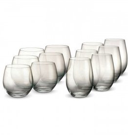 Waterford Vintage Stemless Wine, Set of 12