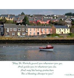 Irish Graduation Card