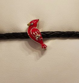 Kerry Cottage's Signature S/S St. Louis Cardinals Bead w/ Shamrock
