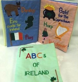 ABC's of Ireland Cloth Book