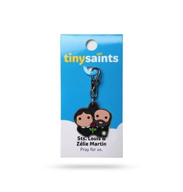 Tiny Saints Saint Louis and Saint Zélie Martin