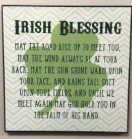 Irish Blessing Plaque