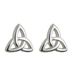 S/S Kids Trinity Knot Stud Earrings