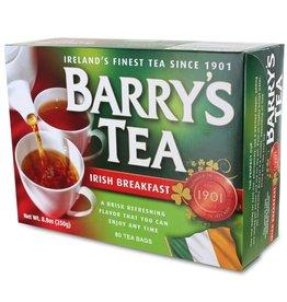 Barry's Irish Breakfast Tea 80ct.