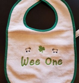 'Wee One' Snap Bib