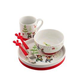 Santa's Little Helper, 5 piece set