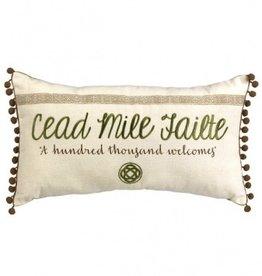 Cead Mile Failte Pillow