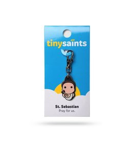 Tiny Saints Saint Sebastian
