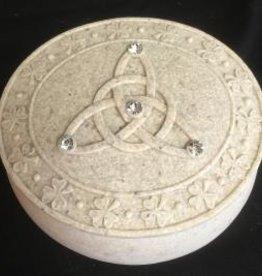 Celtic & Shamrock Treasure Keeper