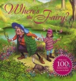 """Where's the Fairy?"" Book"