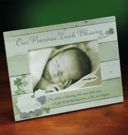 Irish Baby Photo Frame