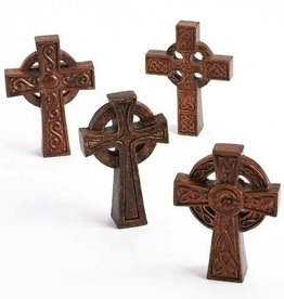 Irish Tabletop Cross - 4 in.