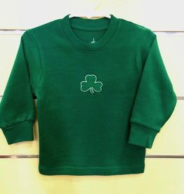 Long Sleeve Shamrock Tee