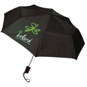 Ireland Umbrella, Black