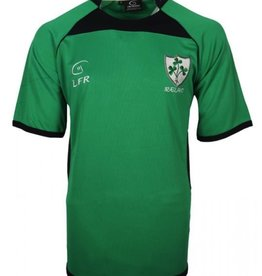 Ireland Shamrock Breathable Rugby Shirt
