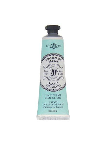 La Chatelaine Coconut Milk Hand Cream