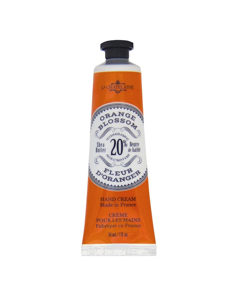 La Chatelaine Orange Blossom Hand Cream