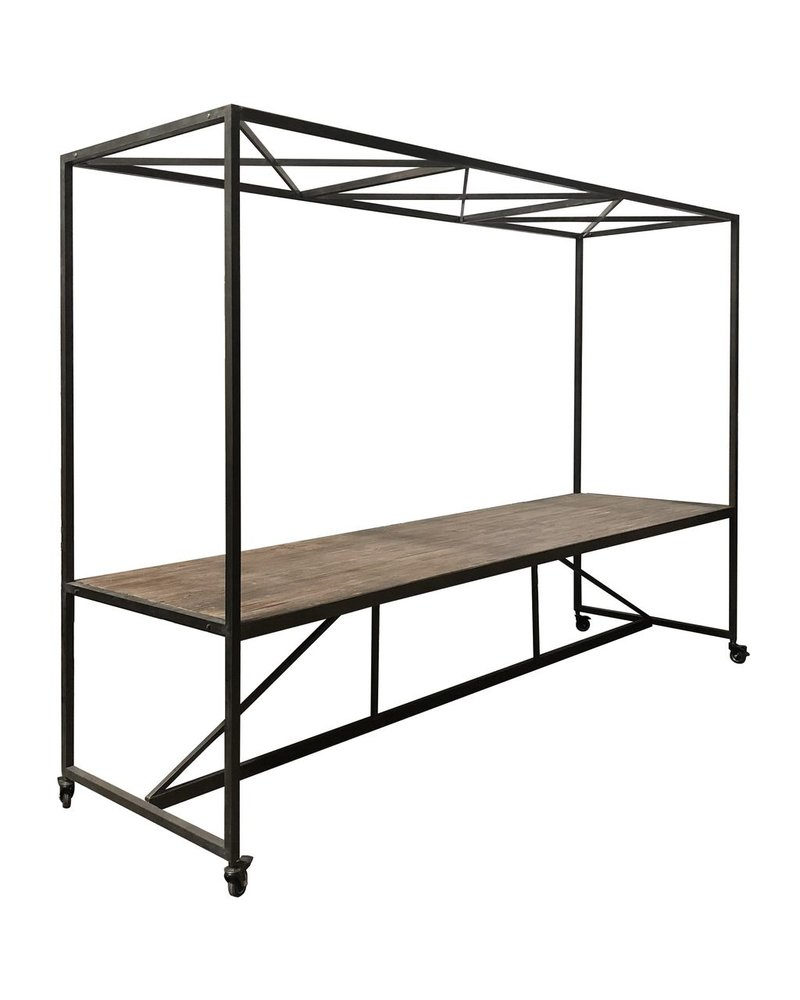 HomArt Table with Canopy
