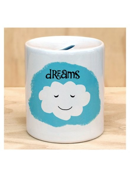 Rock Scissor Paper Dream Cloud Coin Bank