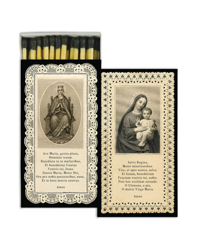 HomArt Matches - Holy Cards - Set of 3