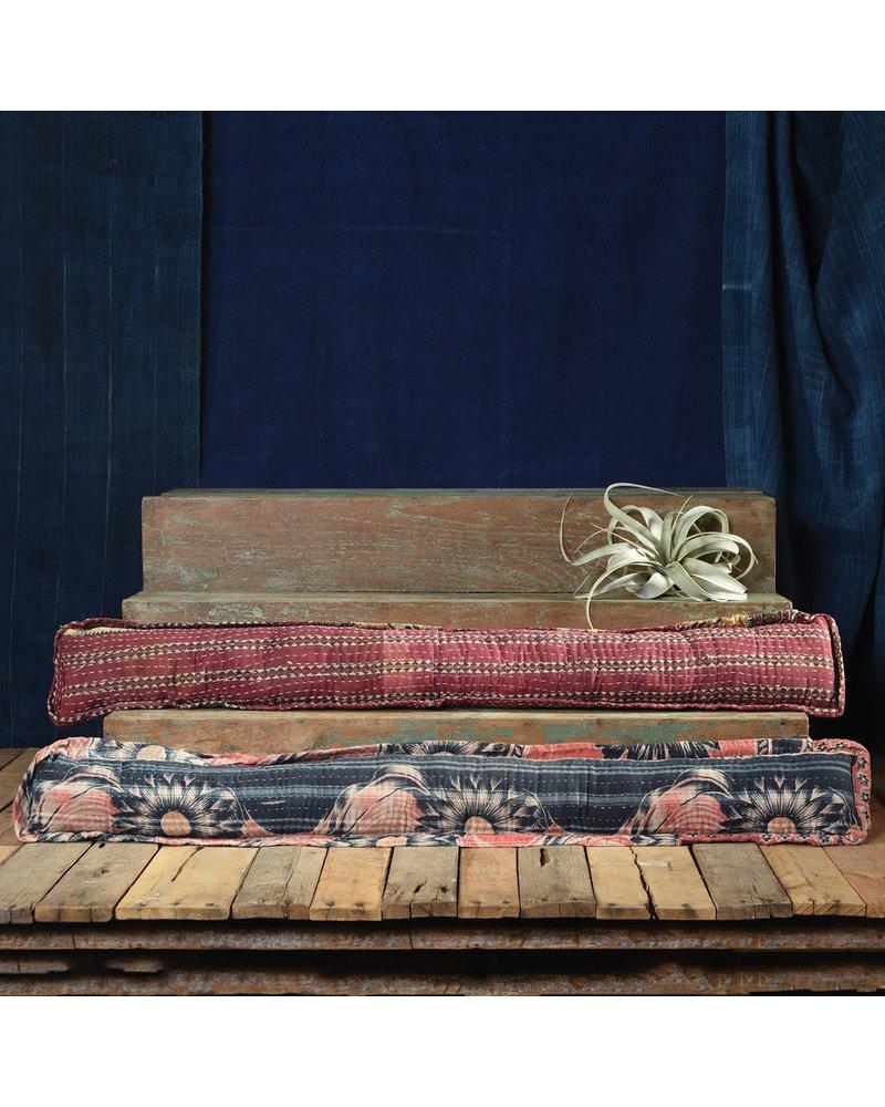 HomArt Kantha Pillow - Long