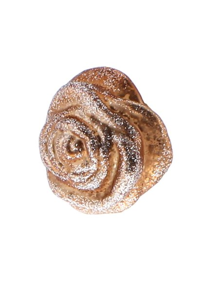 HomArt Belle's Glass Rose - Rose Glitter