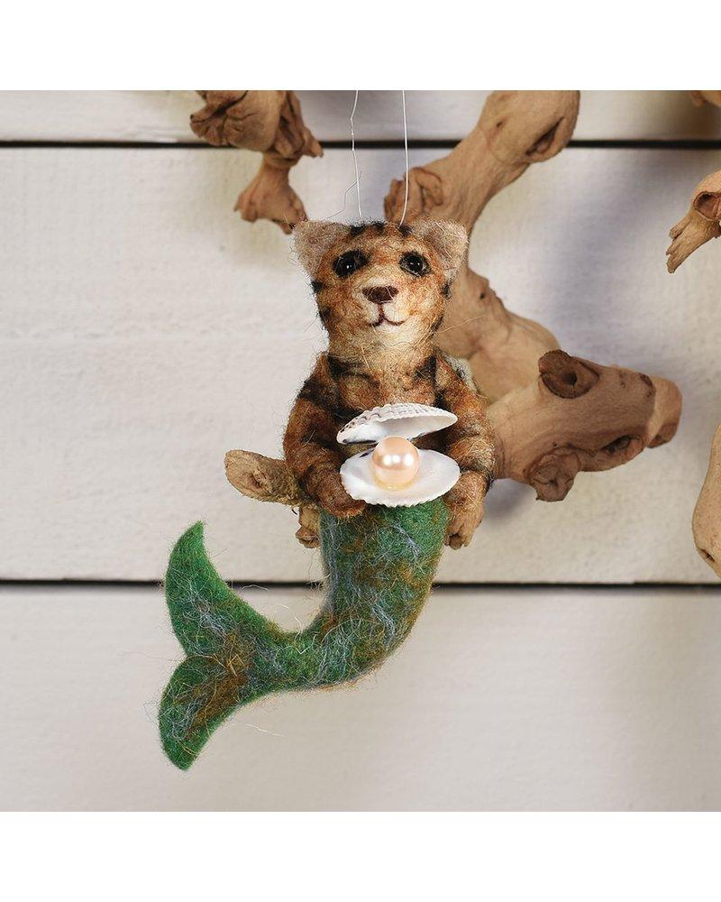 HomArt Mermaid Cat, Brown