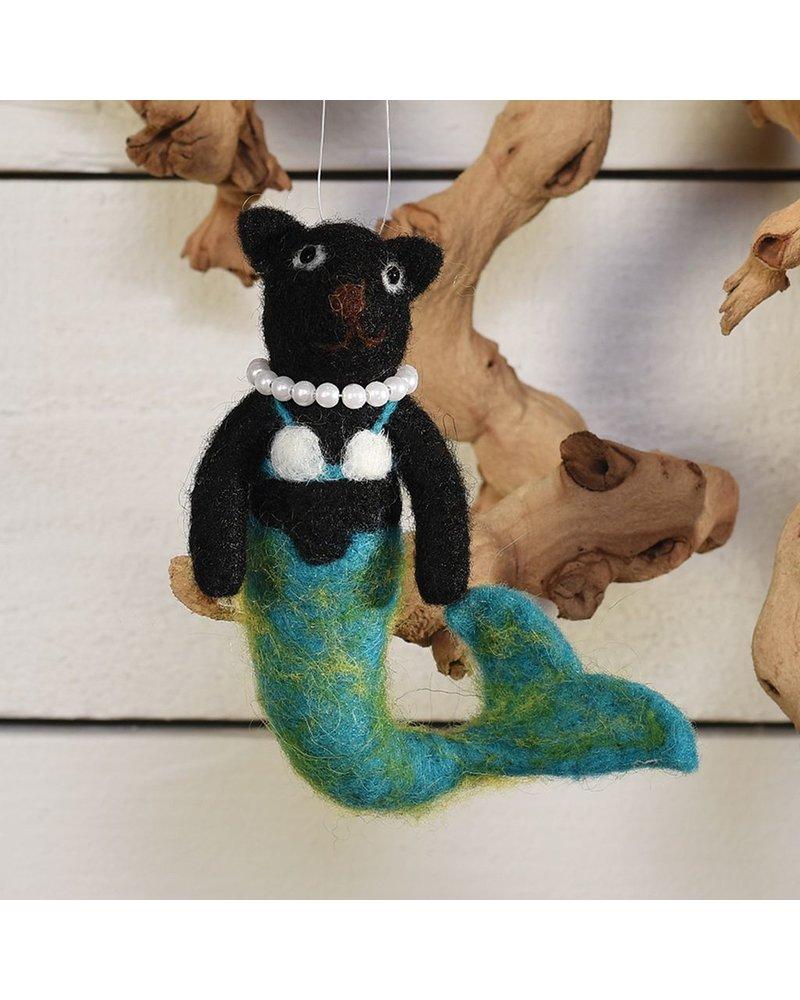 HomArt Mermaid Cat, Black
