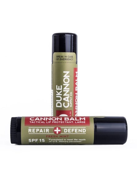 Duke Cannon Tactical Lip Protectant Balm