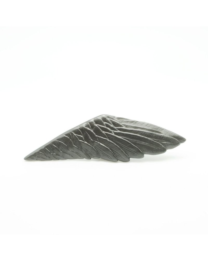 Sculptural Graphite Pen-Wing Sm