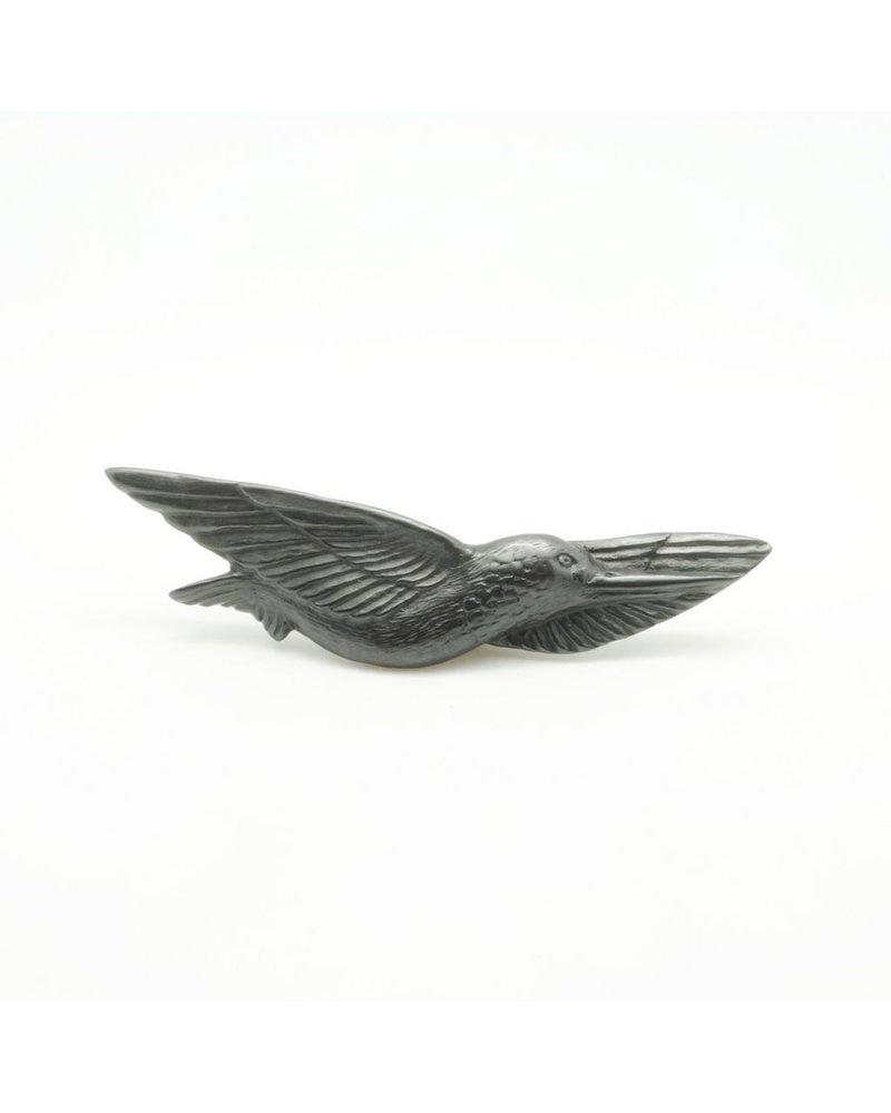 Sculptural Graphite Pen-Hummingbird Sm