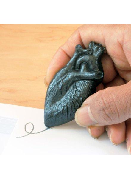 Graphite Pen Heart w/ Studio Pad Set