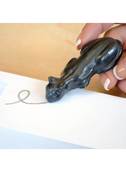 Graphite Pen Cat w/ Studio Pad Set