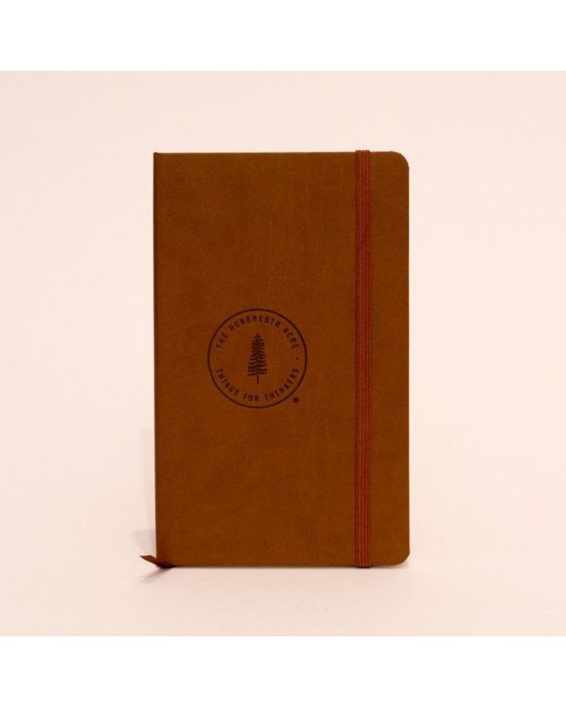The Hundredth Acre Things for Thinkers Journal