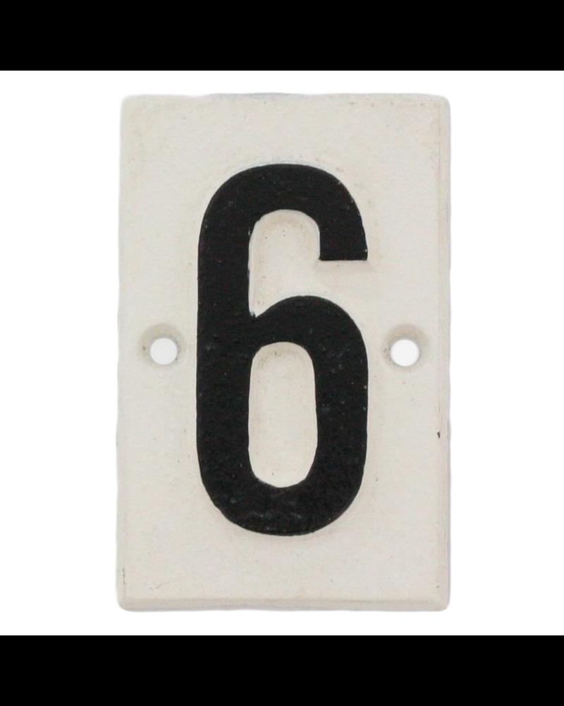 HomArt Cast Iron Sign - 6