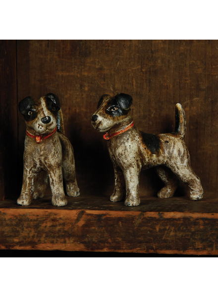 HomArt Woody the Terrier - Cast Iron