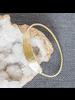 HomArt Celestial Brass Bangles, Oval - Lrg