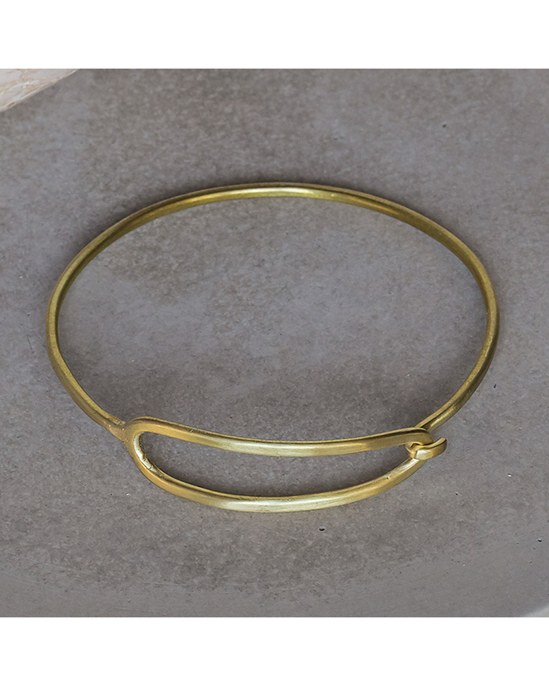 OraTen Cadence Bangles, Oval - Sm