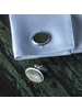 OraTen Silver Cuff Link - Oval, Pair of 2 - Mother of Pearl