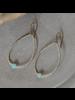 HomArt Astrid Beaded Earrings - Amazonite